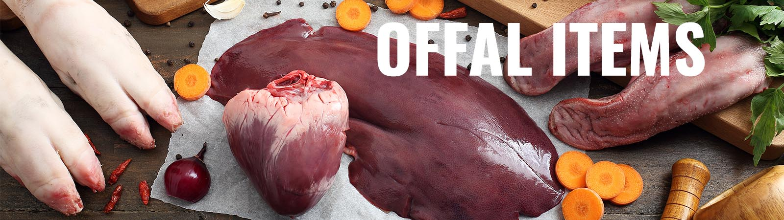 Offal Items
