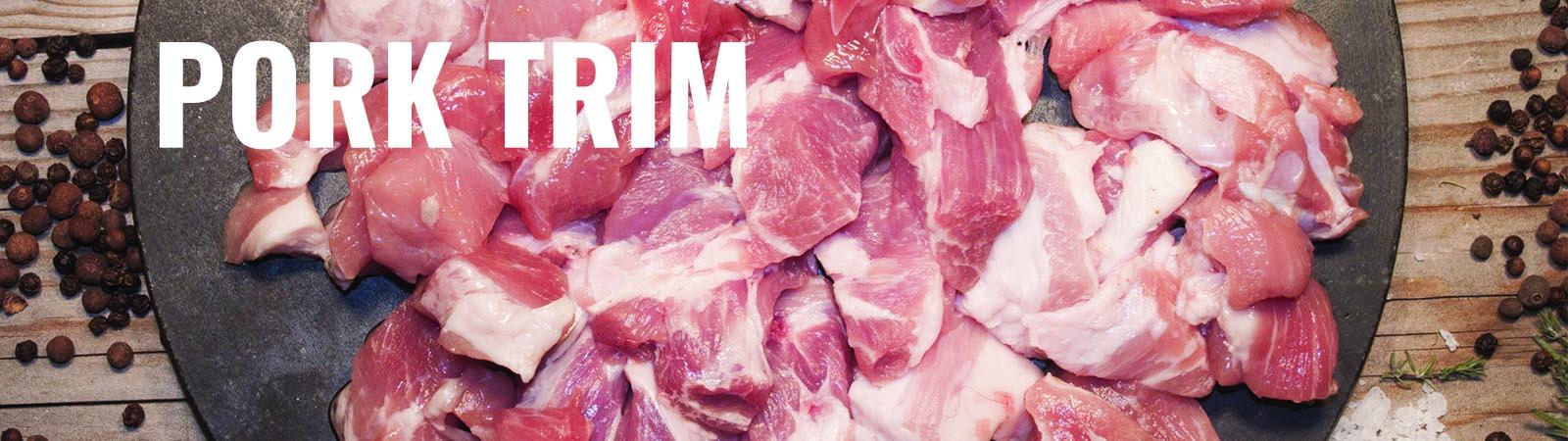 Pork Trim